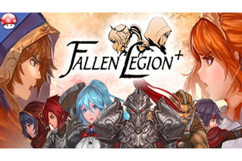 Fallen Legion Plus Gameplay (PC) - YouTube