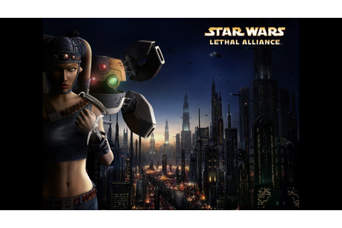 Star Wars Lethal Alliance [PSP] - YouTube