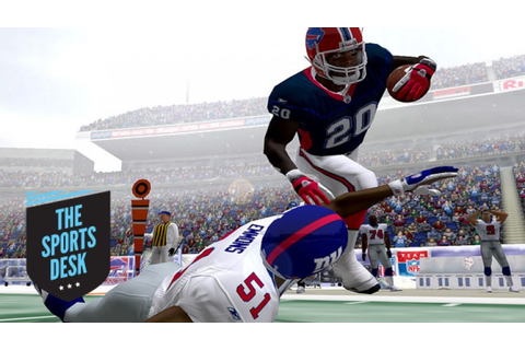 The Sports Desk – Is ESPN NFL 2K5 Still Good After All ...