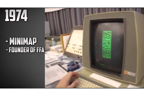 Evolution of FPS Games! | Maze War & Spasim - YouTube