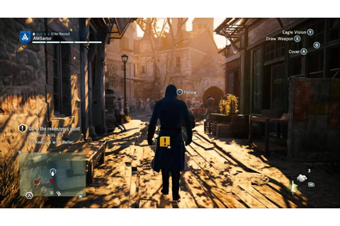 Assassin's Creed Unity Gameplay Nvidia Geforce GT 730m 2GB ...