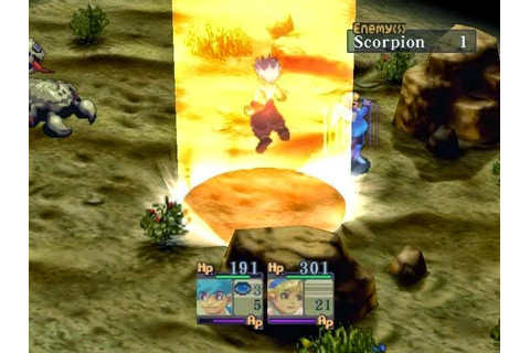 Breath Of Fire IV Game | Free Download Full Version for PC