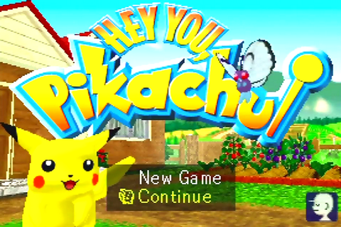 Hey You, Pikachu! Download Game | GameFabrique