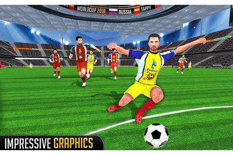 Football World Cup 2018: Pro Soccer League Star ⚽ for ...