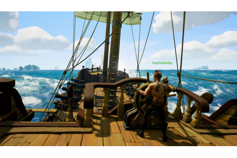 Sea of Thieves – Gameplay with Phil SpencerGame playing info