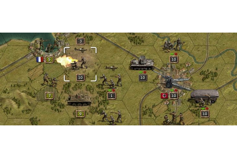 Panzer Corps review | PC Gamer