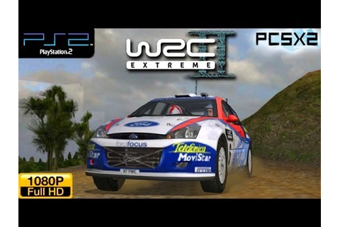 WRC II Extreme - PS2 Gameplay 1080p (PCSX2) - YouTube