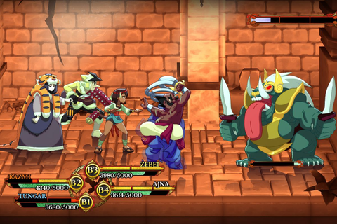 Lab Zero's Indivisible to feature characters from Shovel ...