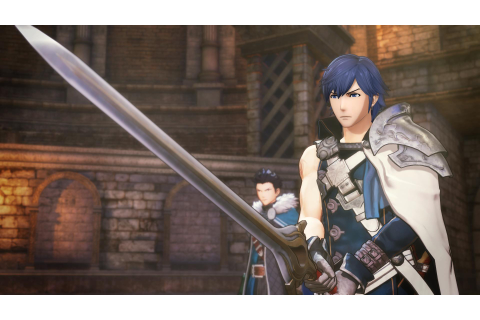 Fire Emblem Warriors trailer unites heroes on a grand ...