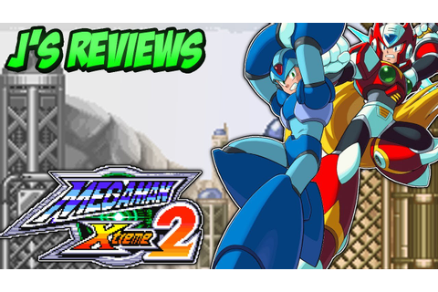 Mega Man Xtreme 2 Review - YouTube