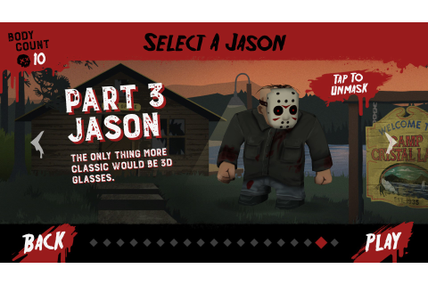 Friday the 13th: Killer Puzzle - Part 3 Jason on Steam