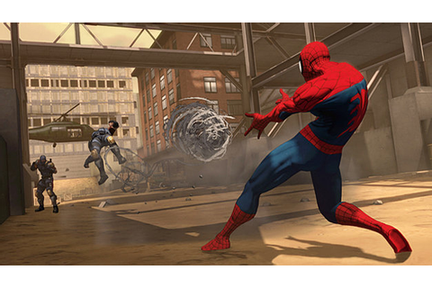 Spider-Man™: Shattered Dimensions Game | PS3 - PlayStation