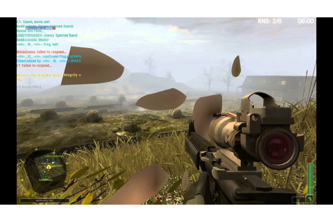 Americas Army 3 Gameplay [Multiplayer] - YouTube