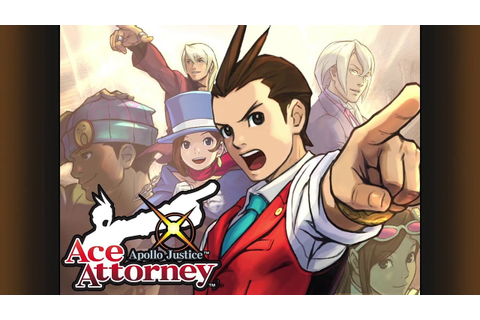 Apollo Justice: Ace Attorney HD Remaster (Gameplay, iOS ...
