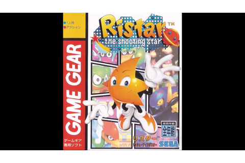 Ristar (Game Gear) - Dancing Leaves ~Planet Flora~ - YouTube