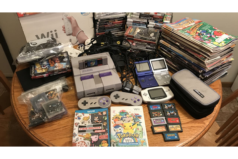 ENORMOUS WEEKEND! GARAGE SALE GAME FINDS! - bizzNES17 ...