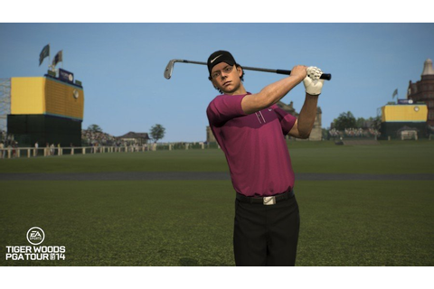 Tiger Woods PGA Tour 14 (PS3 / PlayStation 3) Screenshots