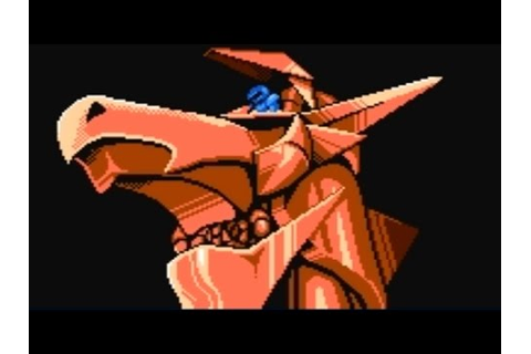 Dynowarz: The Destruction of Spondylus (NES) Playthrough ...