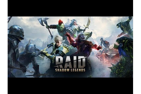 Raid: Shadow Legends - New Mobile RPG! - YouTube