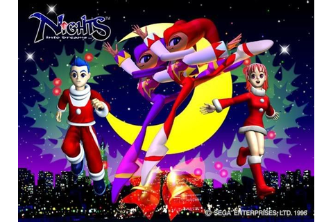 Nights Into Dreams images Christmas Nights wallpaper and ...