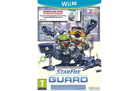 Star Fox Guard - Wii U Game | Multirama.gr