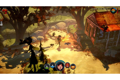 Just Around the Riverbend | The Flame in the Flood Review ...