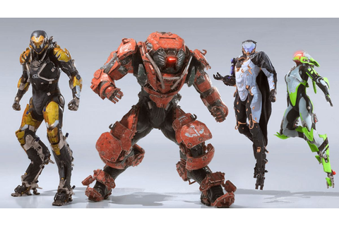 Anthem game release date, story, classes gameplay and ...