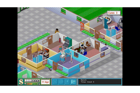 Theme Hospital - YouTube