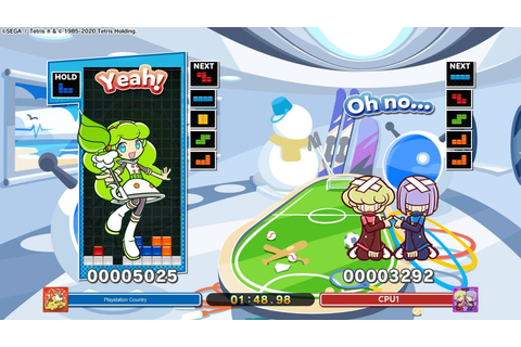 Puyo Puyo Tetris 2 - PS5 Review - PlayStation Country