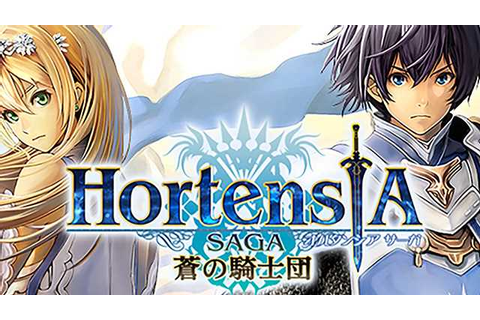 HORTENSIA SAGA: New Promo Released For The Smartphone Game ...