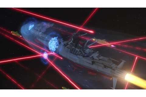 Space Battleship Yamato 2199 Vol.05 Extended Trailer ...