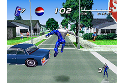 Pepsiman (video game) - Wikipedia
