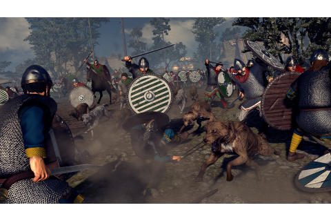 Total War Saga: Thrones of Britannia Celebrates St ...