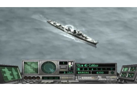 CGRundertow NAVAL OPS: COMMANDER for PlayStation 2 Video ...