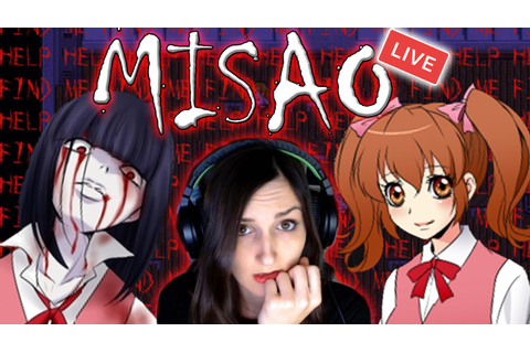 Misao (RPG Maker Horror Game) - Full Live Walkthrough ...