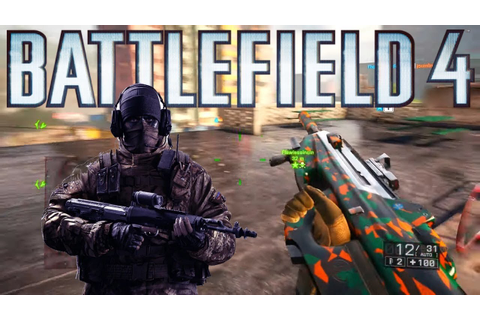 BATTLEFIELD 4 | Best Infantry Game 👌 - YouTube