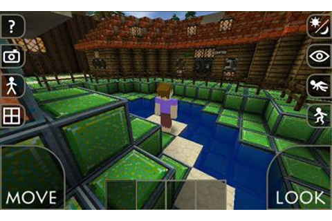 Survivalcraft Android apk game. Survivalcraft free ...