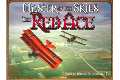 Master of the Skies: The Red Ace Download (2001 Simulation ...