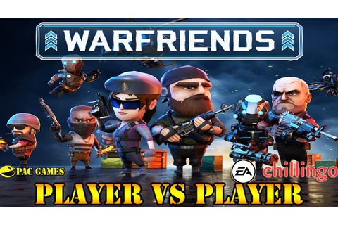 WarFriends™ Online Battles iOS Gameplay - YouTube