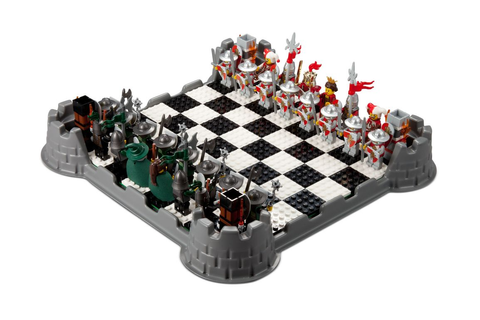 Anyone for a Chess game? - LEGO Reviews & Videos