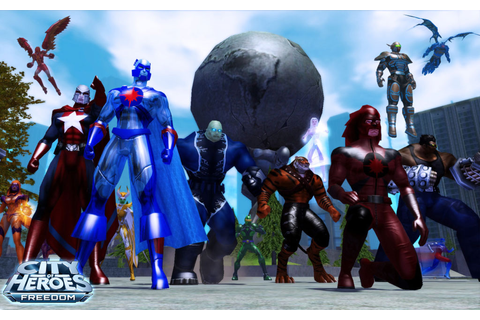 Superhero online game City of Heroes launches as free-to ...