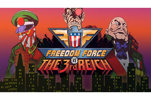 Freedom Force vs. the Third Reich - Download - Free GoG PC ...