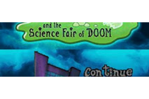Death Jr and The Science Fair of Doom NDS Rom - Download ...