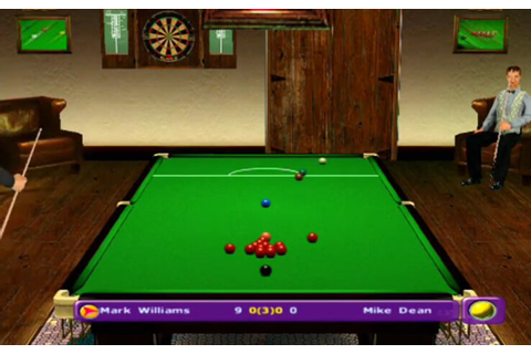 World Championship Snooker 2003 Free Download Full PC Game ...