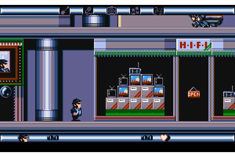 Download The Blues Brothers action for DOS (1991 ...