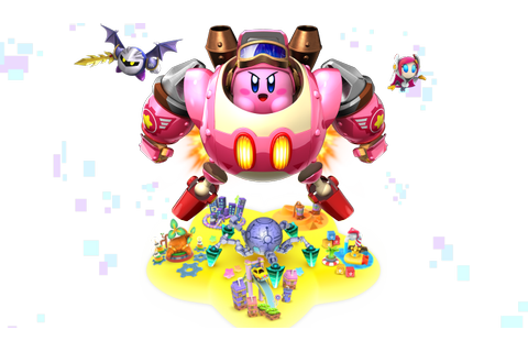 Kirby: Planet Robobot, pubblicate nuove artwork ...