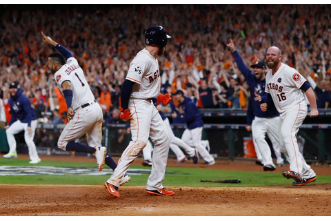 10 best World Series games of past 50 years — where Astros ...