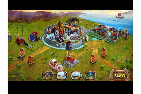Free Games Download - The Trials of Olympus II: Wrath of ...