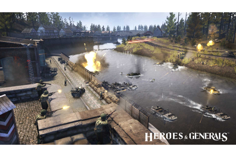 Game Overview - Heroes & Generals
