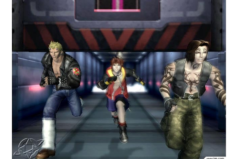 Bouncer is the best looking PS2 game | Beyond3D Forum